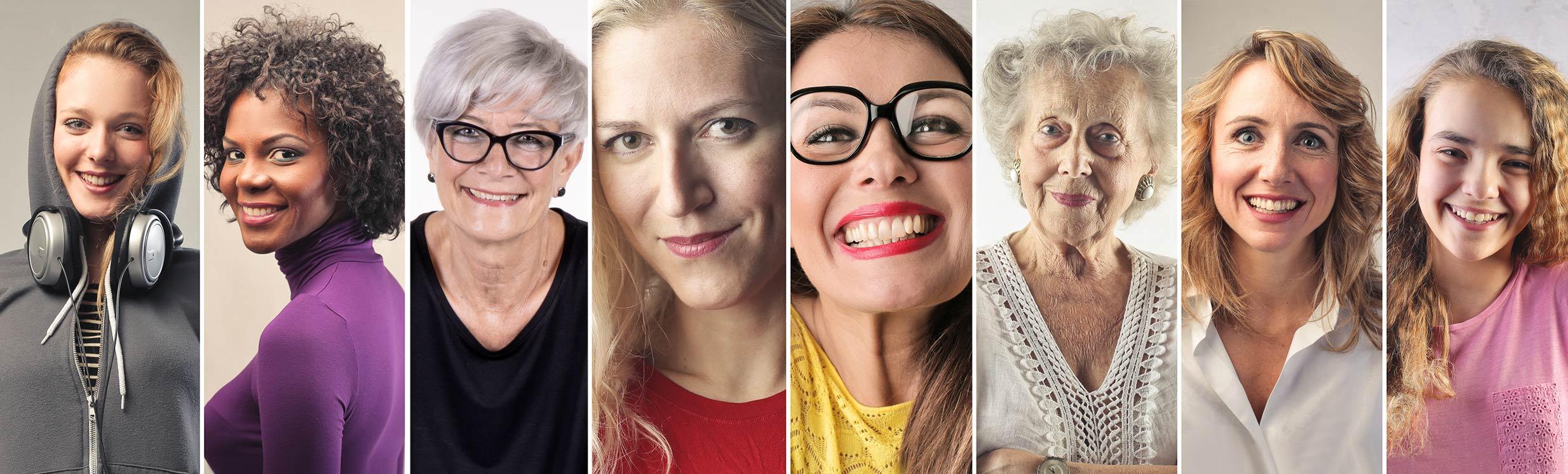 Frau Invest Frauen jeden Alters